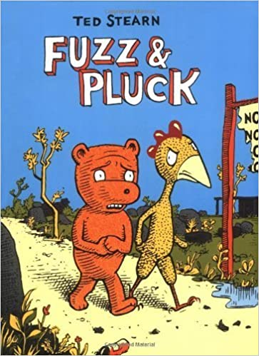 Fuzz and Pluck cover
